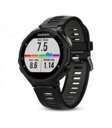 Garmin Forerunner 735XT, GPS, EU, Run Bundle, Black/Gray okosóra
